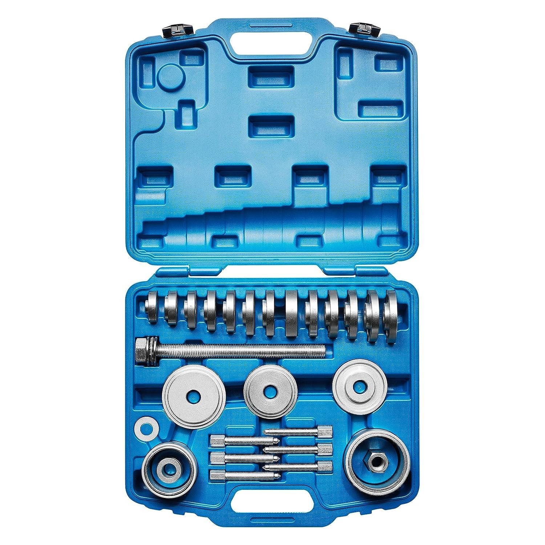 KRAFTPLUS® K.267-3010 Universal Radlager-Werkzeug-Satz / Radnaben-Werkzeug - 31-tlg. KRAFTPLUS®