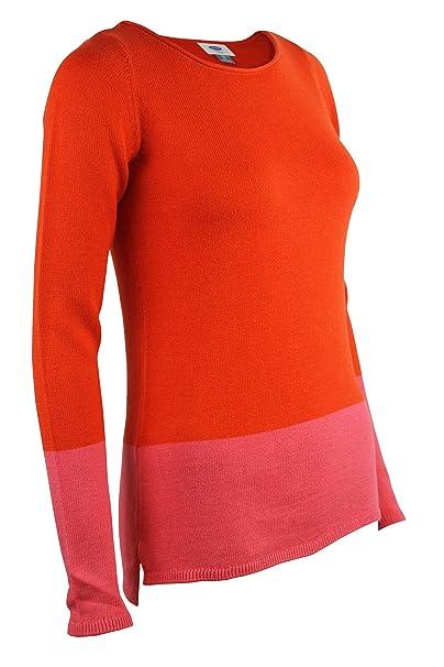 Highstreet Outlet - Jerséi - para Mujer Naranja Orange & Pink XS