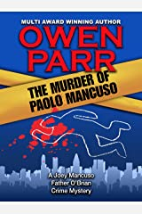 The Murder of Paolo Mancuso: A Joey Mancuso, Father O'Brian Crime Mystery Kindle Edition