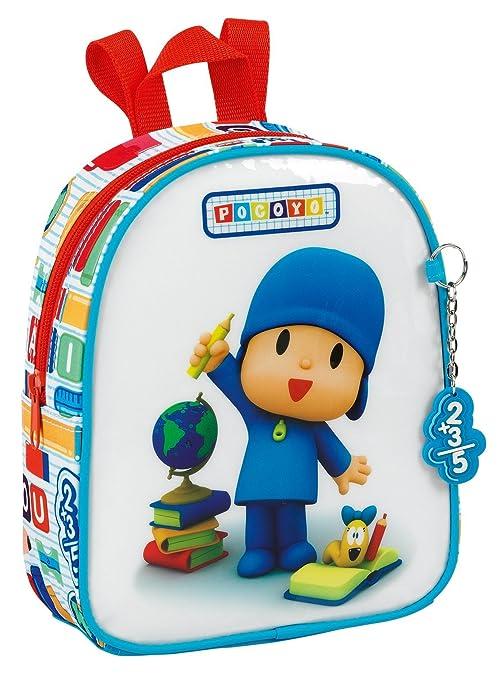 Pocoyó - Mini mochila infantil, 18 cm (Safta 6 11214 533)