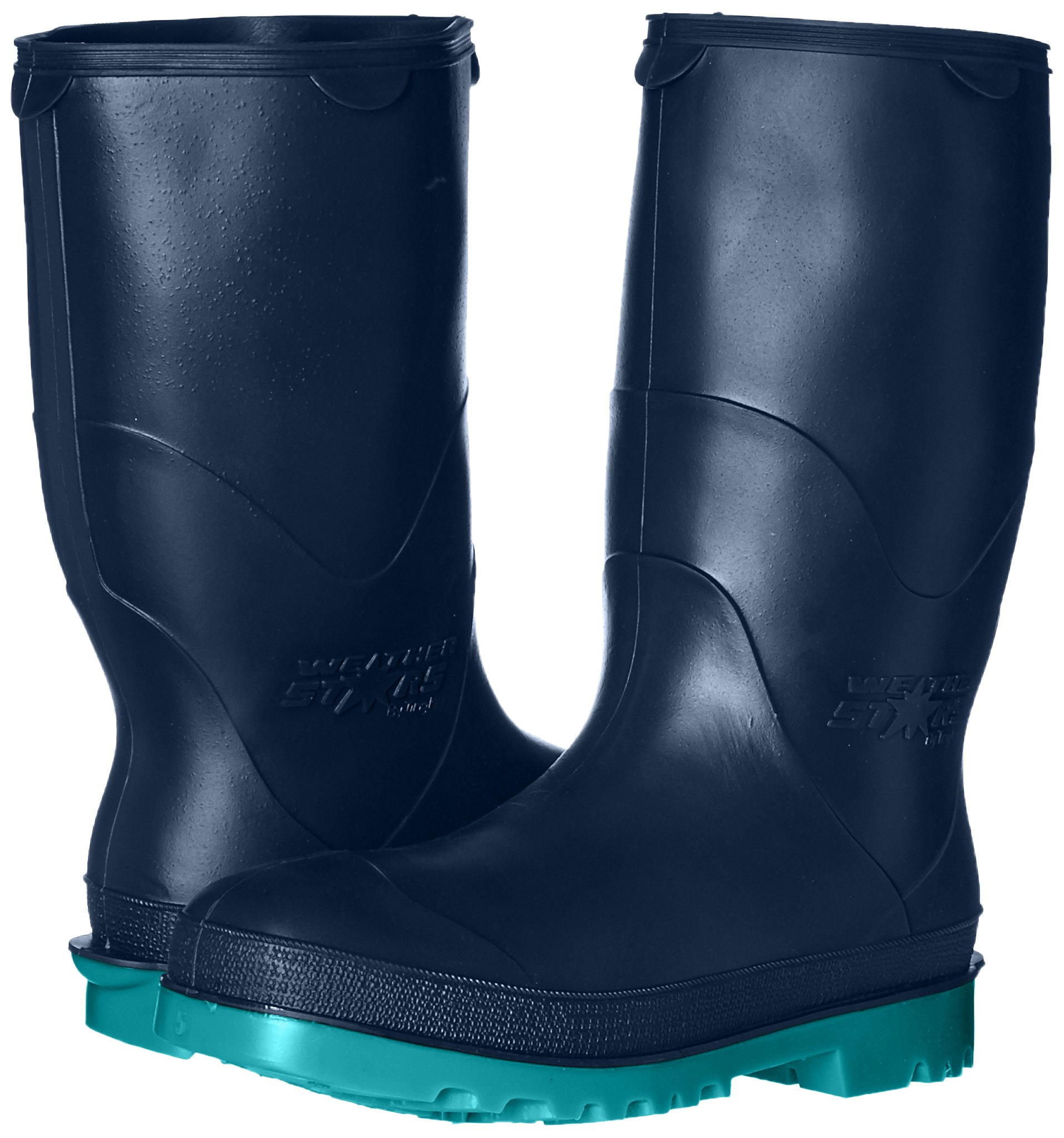 STORMTRACKS 11768.04 Youths' Boot, Size 04, Blue/Green by STORMTRACKS (Image #5)
