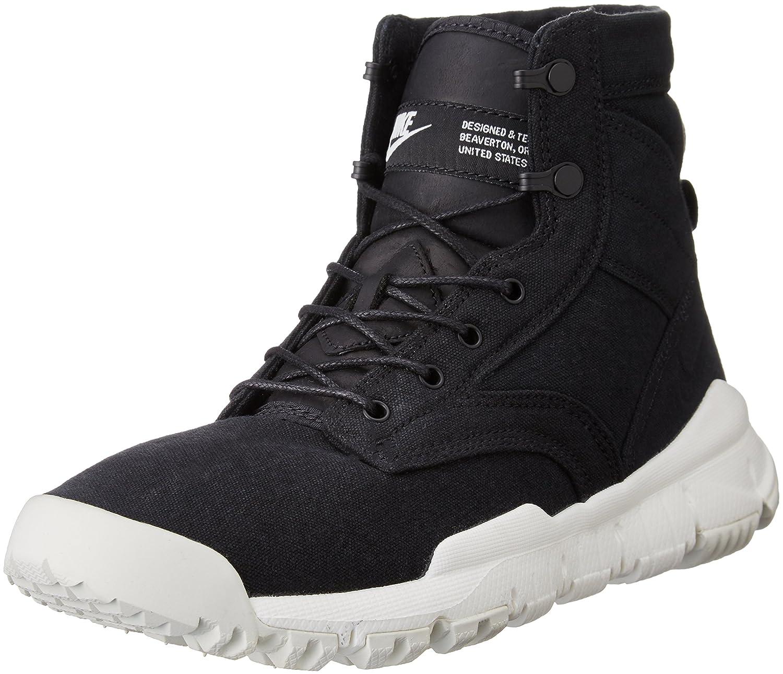 Nike SFB 6  Cnvs NSW, Hauszapatos de Senderismo para Hombre negro (negro (negro negro-sail))