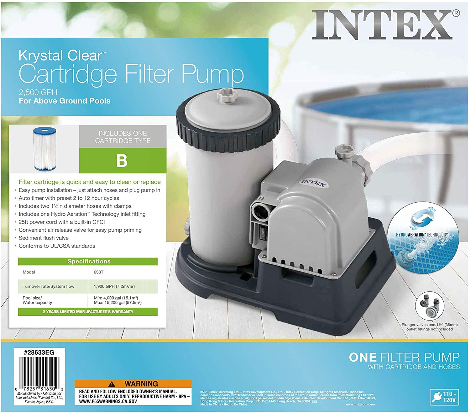 ONE Single 1 Air Release Valve /& Sediment Release Valve  for Intex Pools