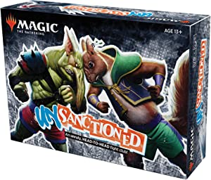 Magic: The Gathering Unsanctioned | Card Game for 2 Players | 160 Cards