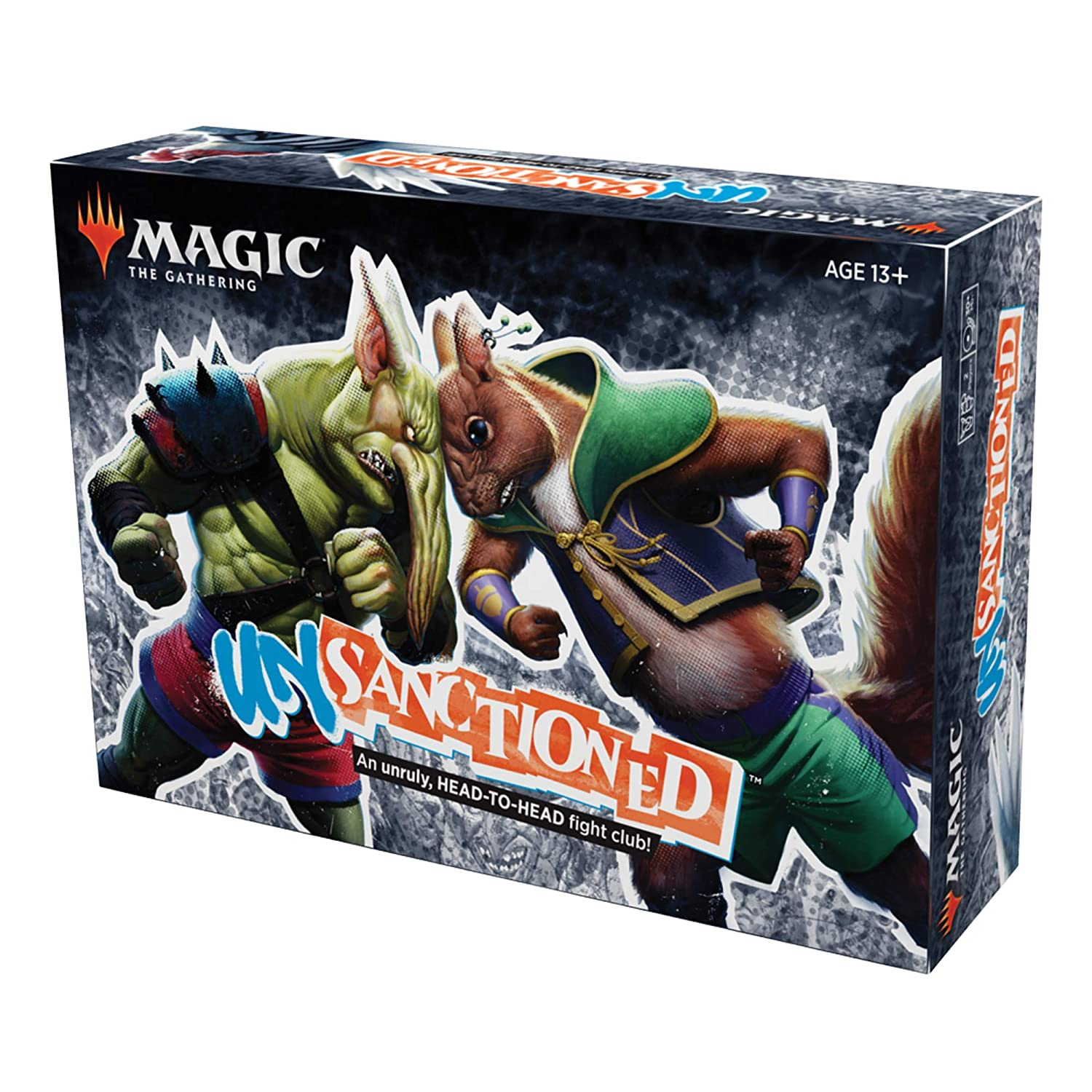 Unsanctioned English Magic The Gathering