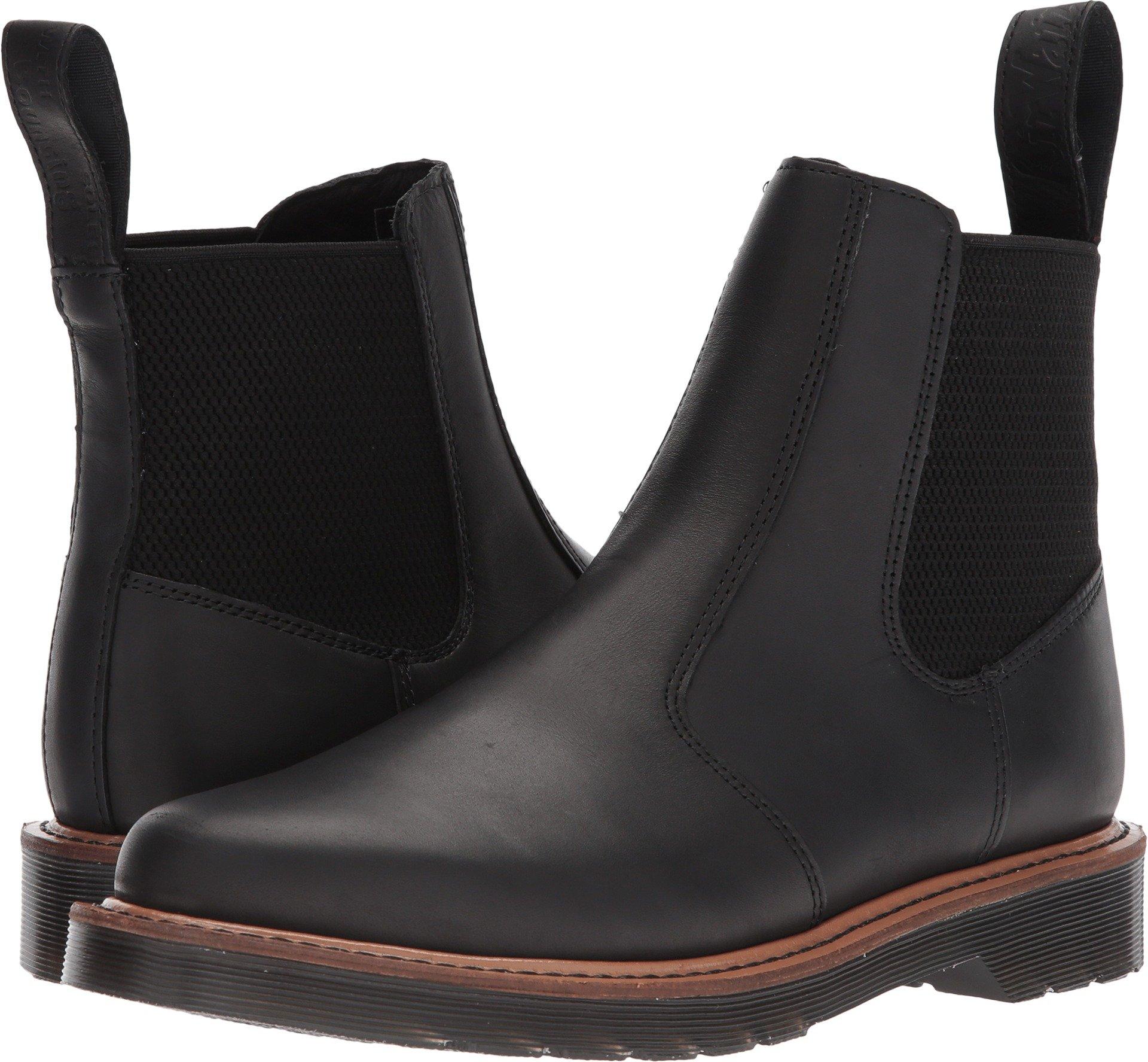 Dr. Martens Men's Hardy Chelsea Boot, Black, 10 Medium UK (11 US) by Dr. Martens