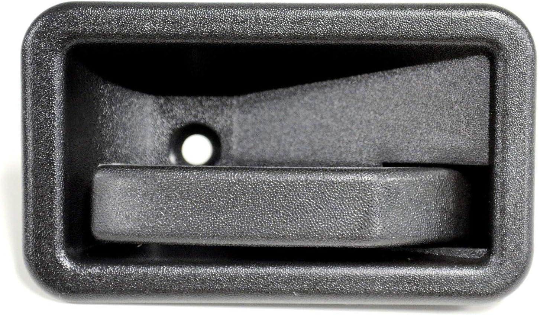 FFTH Maniglia Interna Nera Destra per Renault 19 OE 7700813586//7702253065