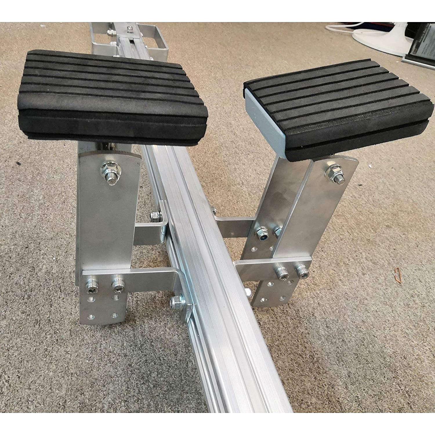 SEAMAX Portable Aluminium Boat Carry and Launching Hand Dolly Set