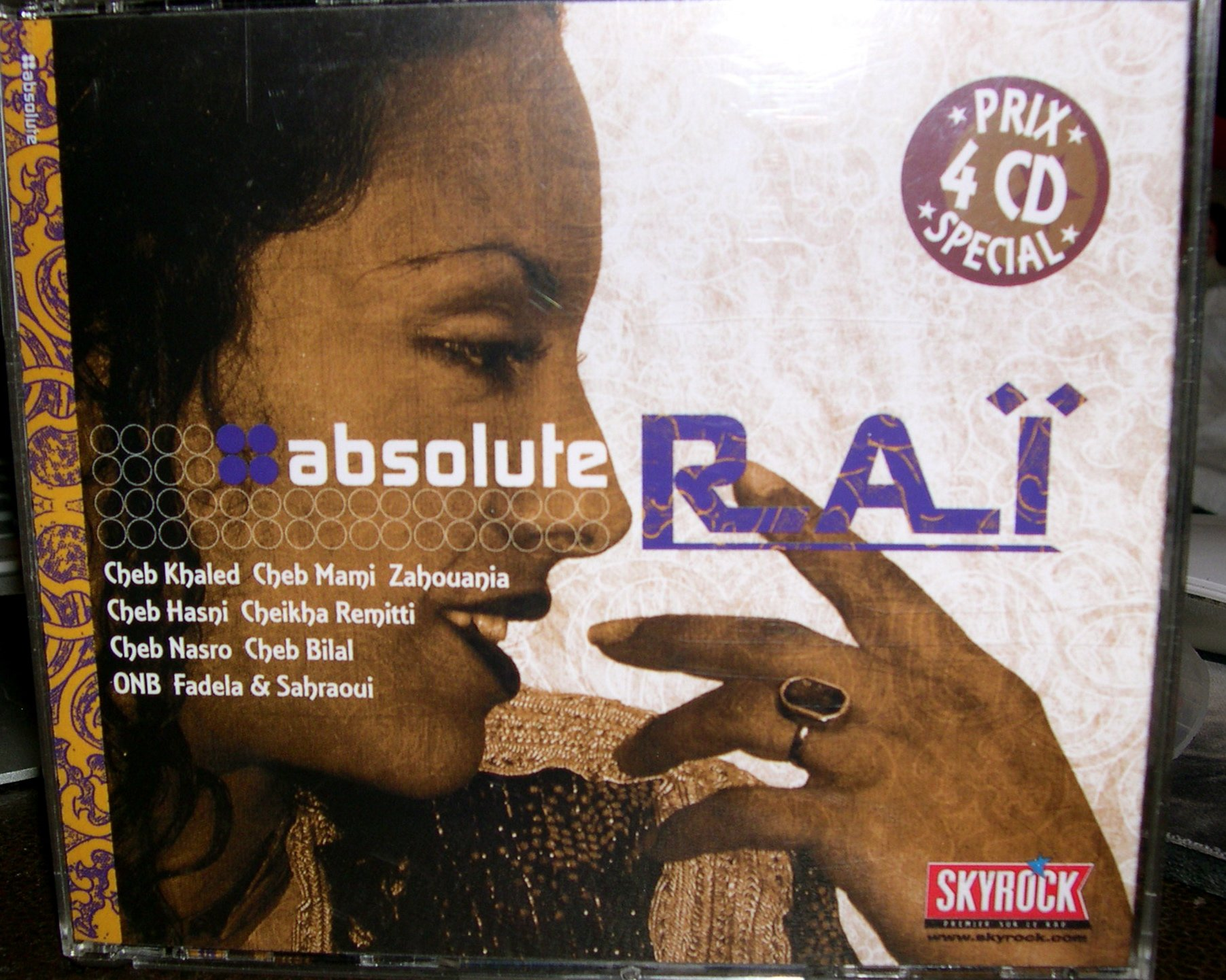 Absolute Rai by EMI Import