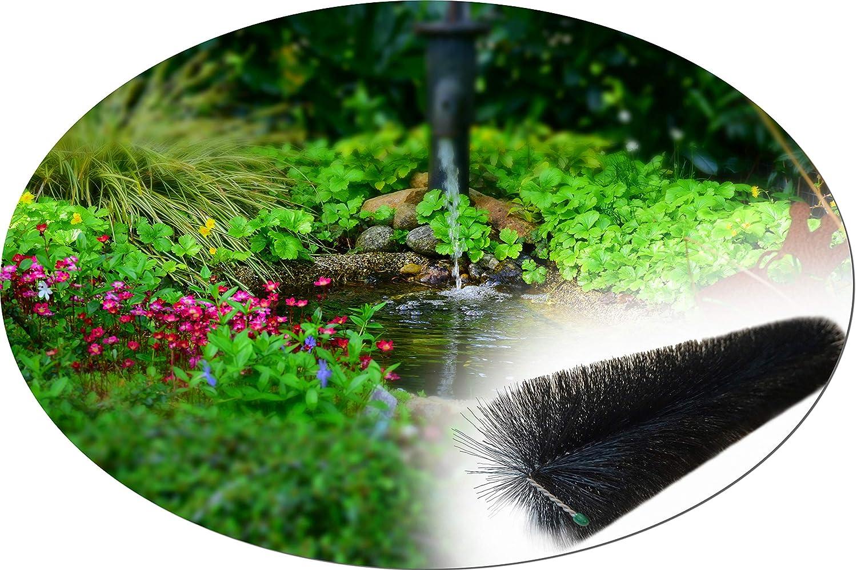 Badstübner Technik-Bürsten Filterbürste 15 Stück á 40 cm für Koiteich-, BZW. Gartenteich Qualitätsbürsten