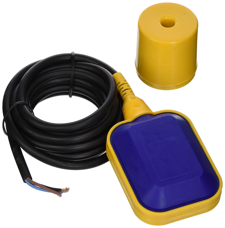 sourcingmap® Services de drainage DE NIVEAU D'EAU LIQUIDE FLOTTEUR contrôleur Interrupteur AC 250 V a11052100ux0153