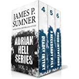 The Adrian Hell Series: Vol. 2 (Books 4-6)