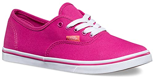 7f3520e8837602 Image Unavailable. Image not available for. Colour  VANS Canvas Authentic  Lo Pro Lilac Rose Burnt Coral ...