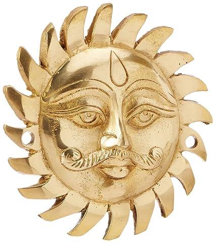 Bikenwear A 317 Customized Sun God Symbol For Royal Enfield Amazon