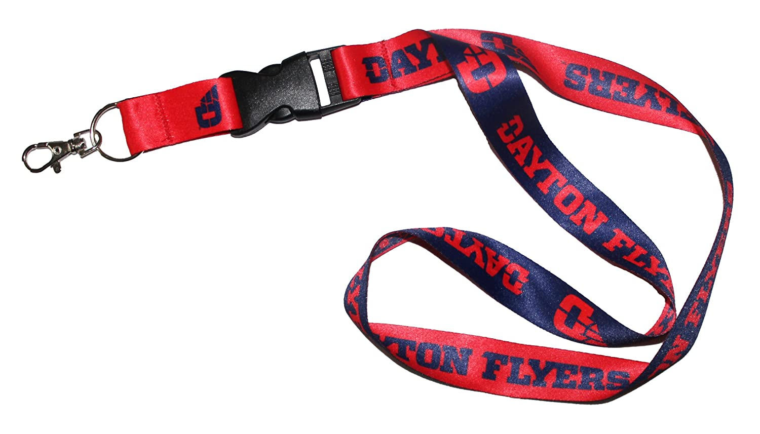 University of Dayton Flyers Premium Lanyard Key Chain 23 inches Long x 1 inch Wide