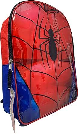 "15"""" Spiderman Backpack Plus 1 Set of Stationery Set- Spider-man"