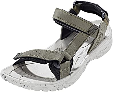 Hi-Tec V-Lite Wild-Life Vyper Sandals Men Olive Night/Cool Grey 2018 Sandalen