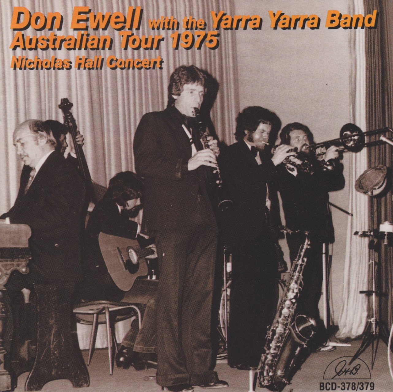 Nicholas Hall Concert by Don Ewell (1998-12-15) by GHB Records
