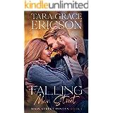 Falling on Main Street: A Small-Town Contemporary Christian Romance (Main Street Minden Book 1)