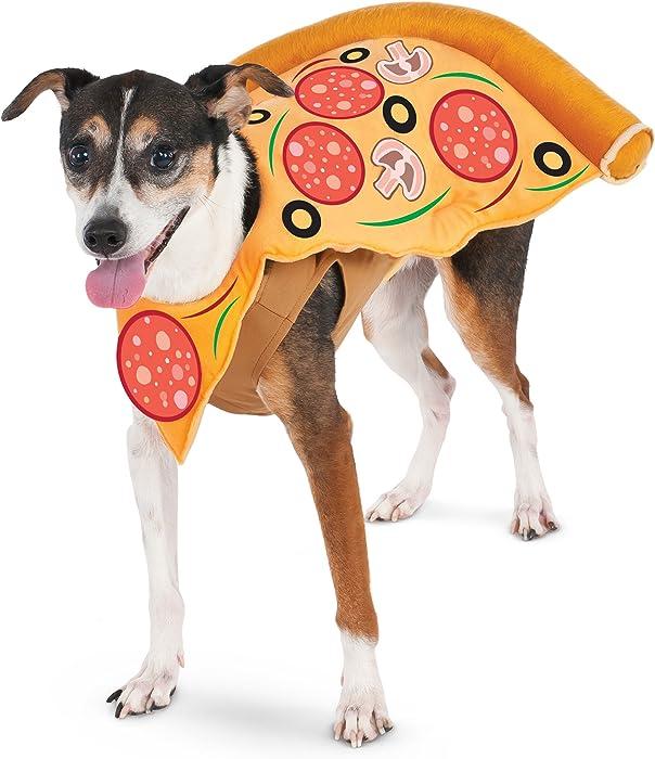 Pizza Slice Pet Suit, Medium