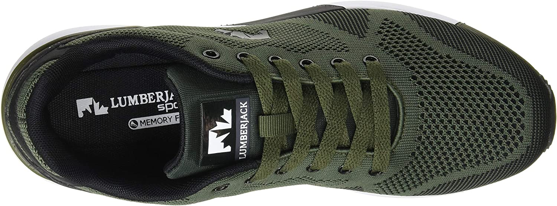 Lumberjack Vendor Sneaker Uomo