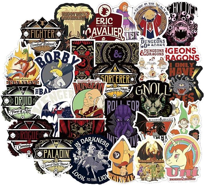 Top 9 Laptop Stickers Dragon