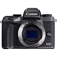 Canon EOS M5 24.2 MP, Mirrorless DSLR, Body Only, Black