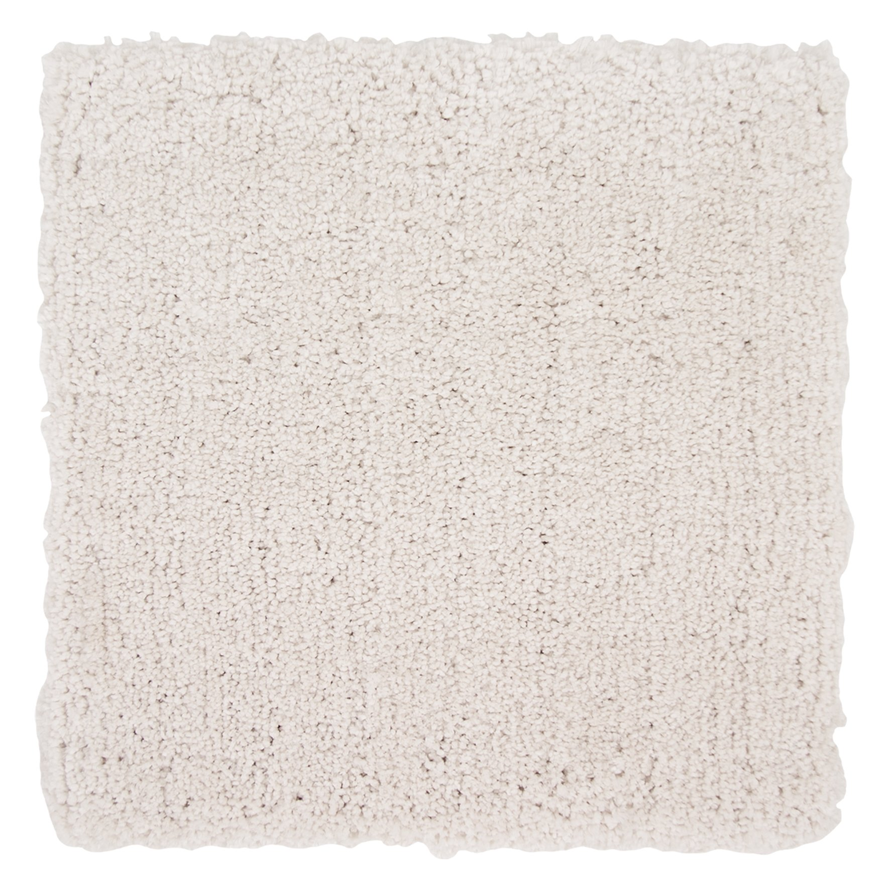 DIFFERNZ 31.102.61 Zara Bath Mat, White by Differnz