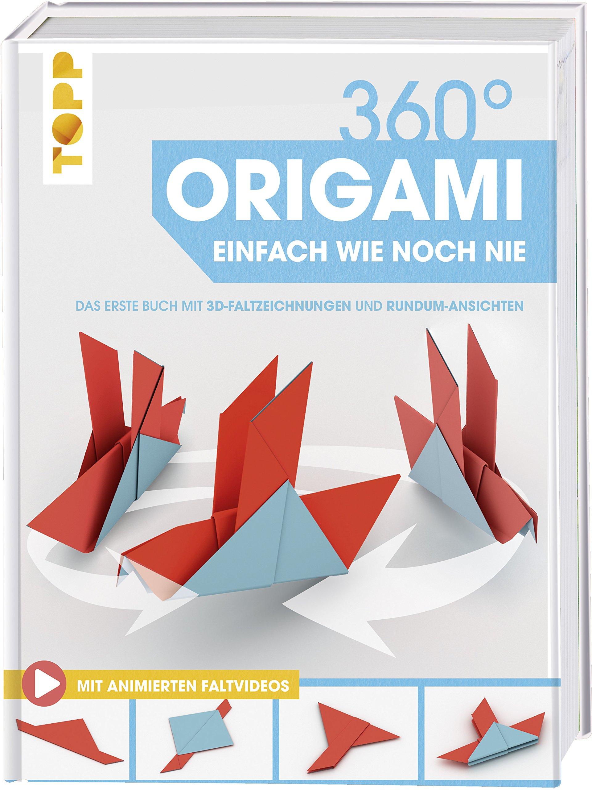 Favorit 360° Origami. Einfach wie noch nie: Das erste Buch mit 3D CT28