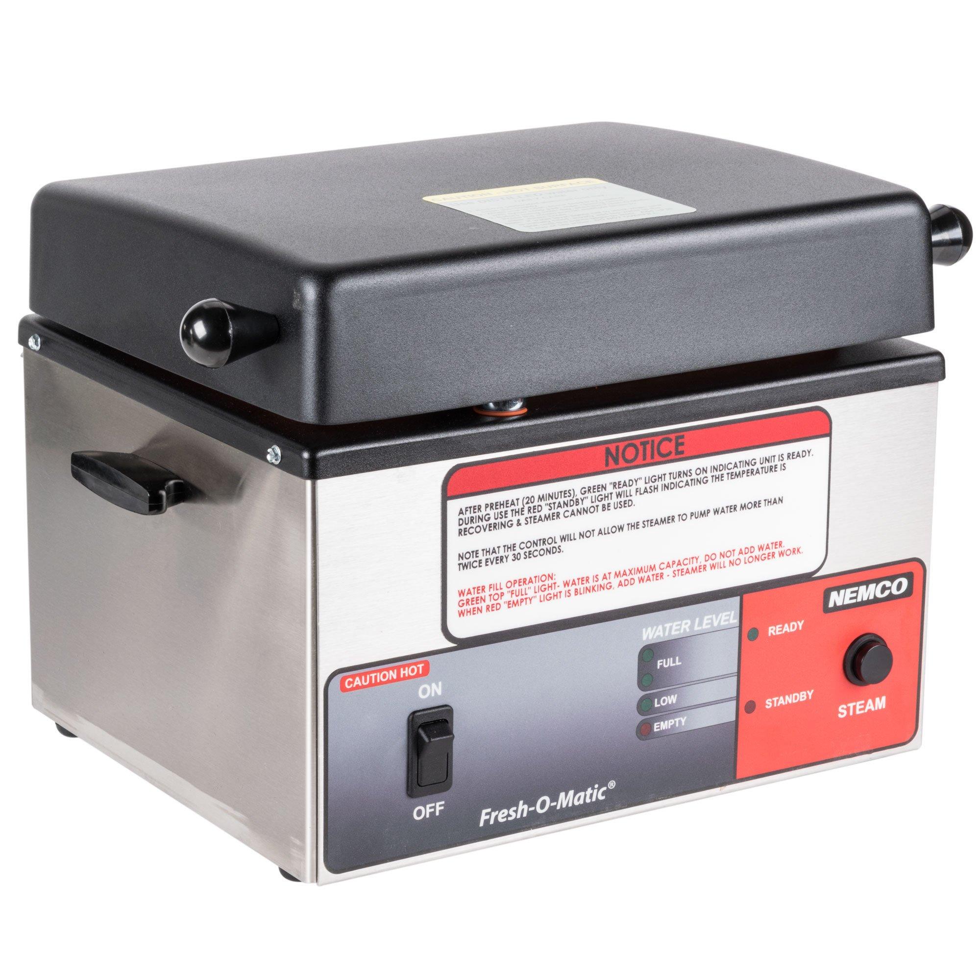 Nemco 6625 Nemco 6625 - Fresh-O-Matic Steamer