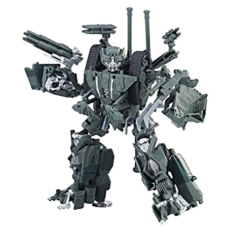 cheap for discount ee574 3babc Amazon.com  Transformers Studio Series 12 Voyager Class Movie 1 Decepticon  Brawl  Toys   Games