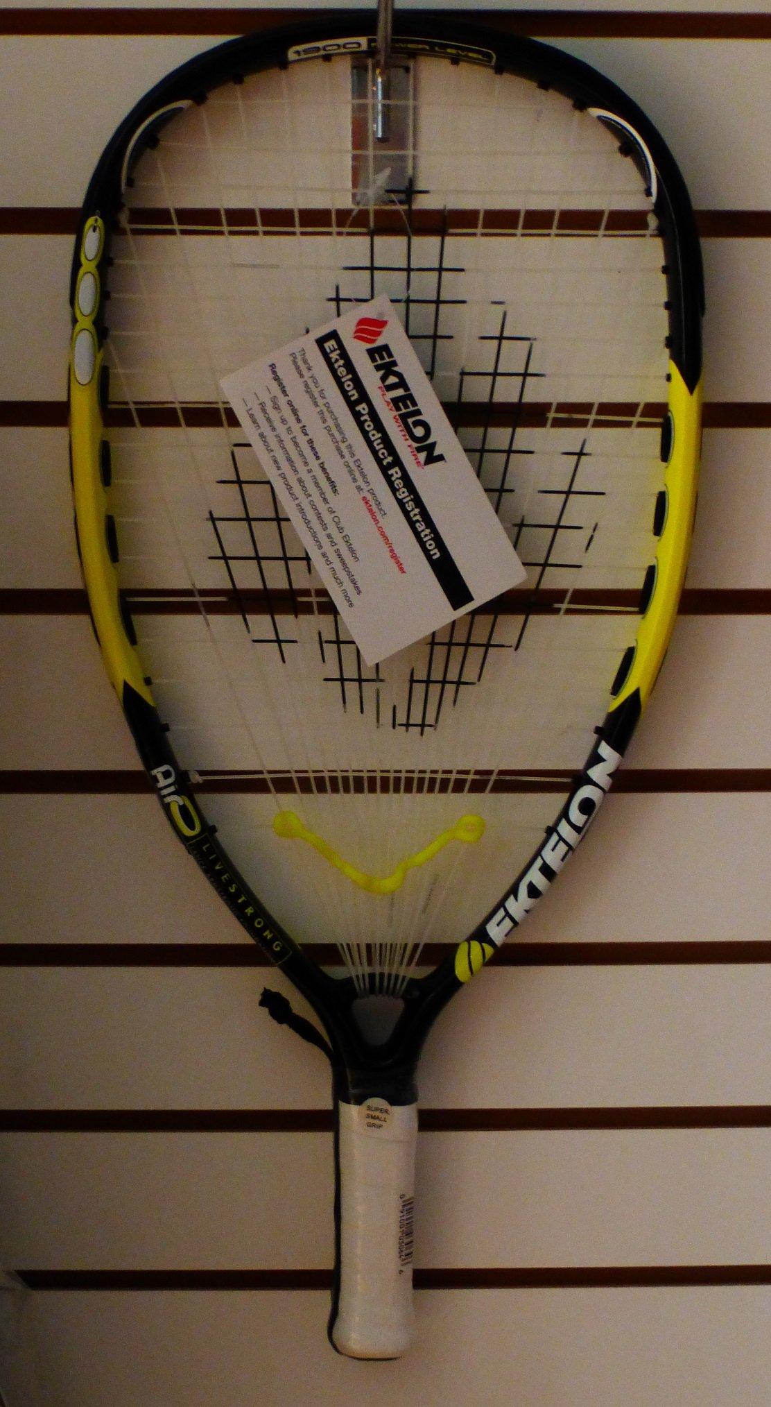 Ektelon Air-O Livestrong Racquetball Racquet, SS