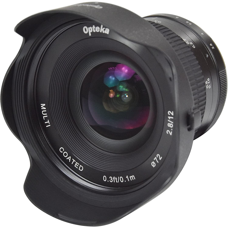 Fujiyama 0.25x Super Fish Eye for Canon PowerShot G12