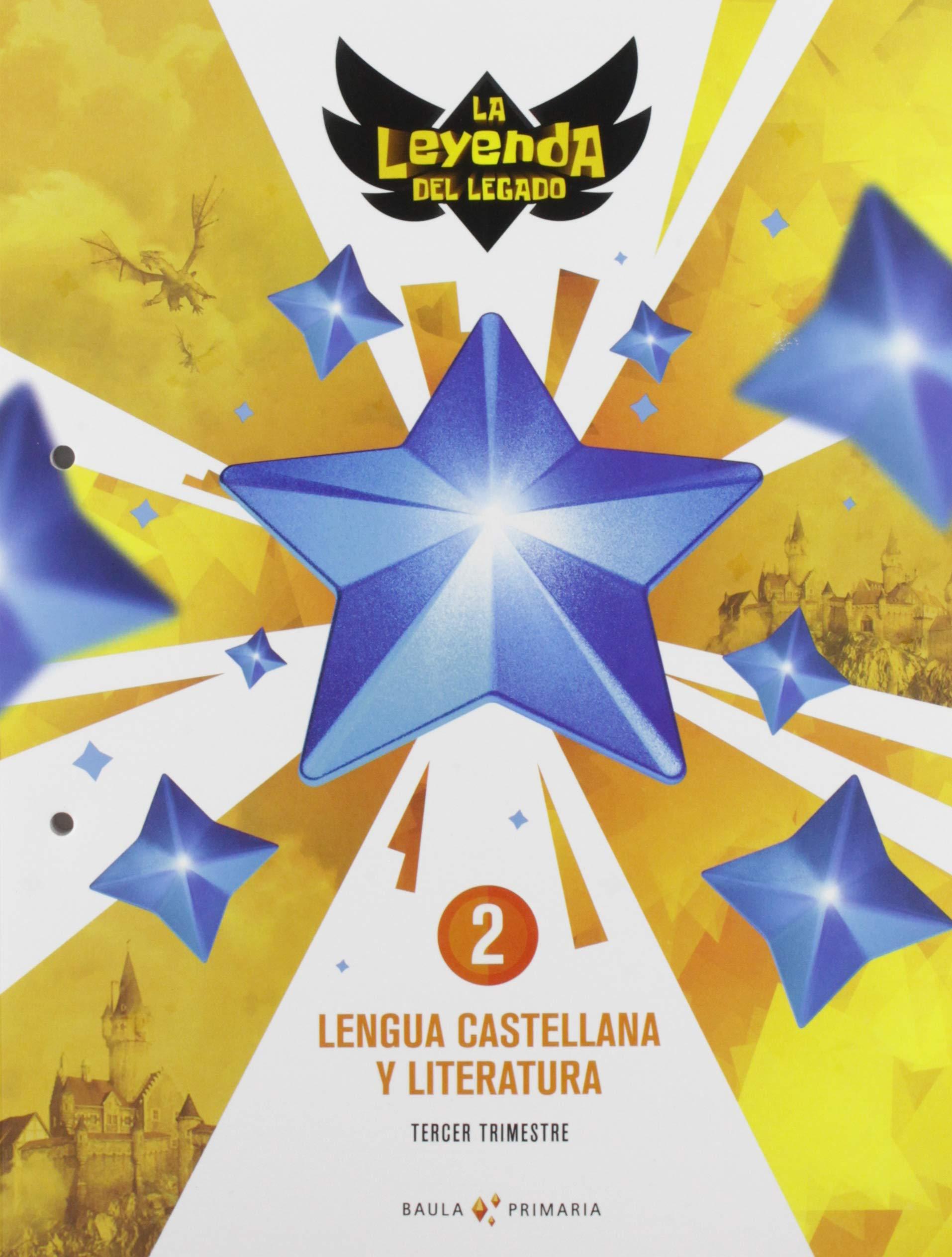 Lengua castellana y literatura 2º primaria LA La Leyenda del Legado Proyecto La Leyenda del Legado: Amazon.es: Araya Olazarán, Claudia, García Haczek, Manuel: Libros