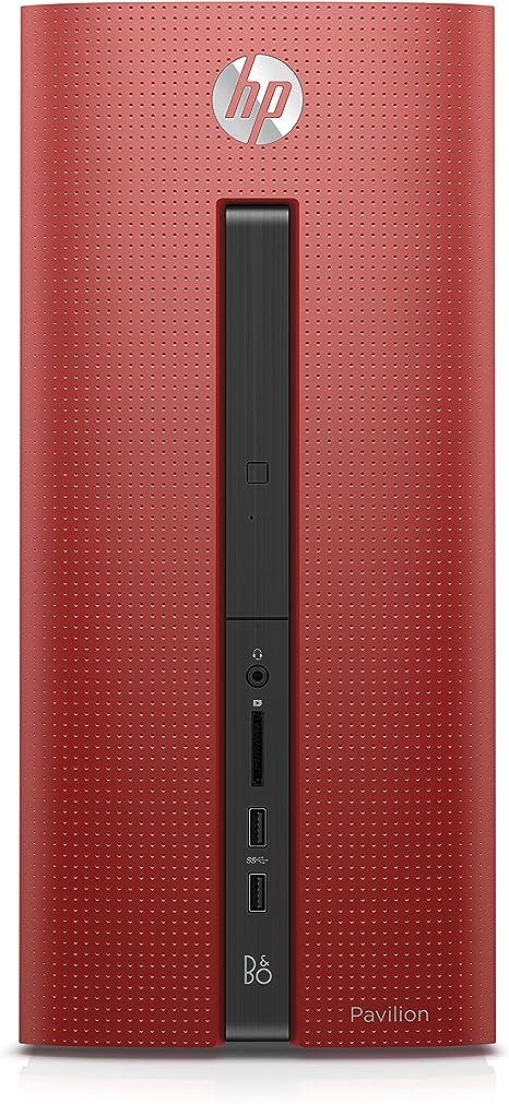 HP Pavilion 550-156ns - Ordenador de sobremesa (AMD Quad-Core A10 ...