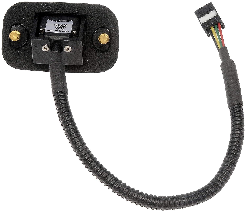 Dorman 590-626 Park Assist Camera for Select Kia Soul Models
