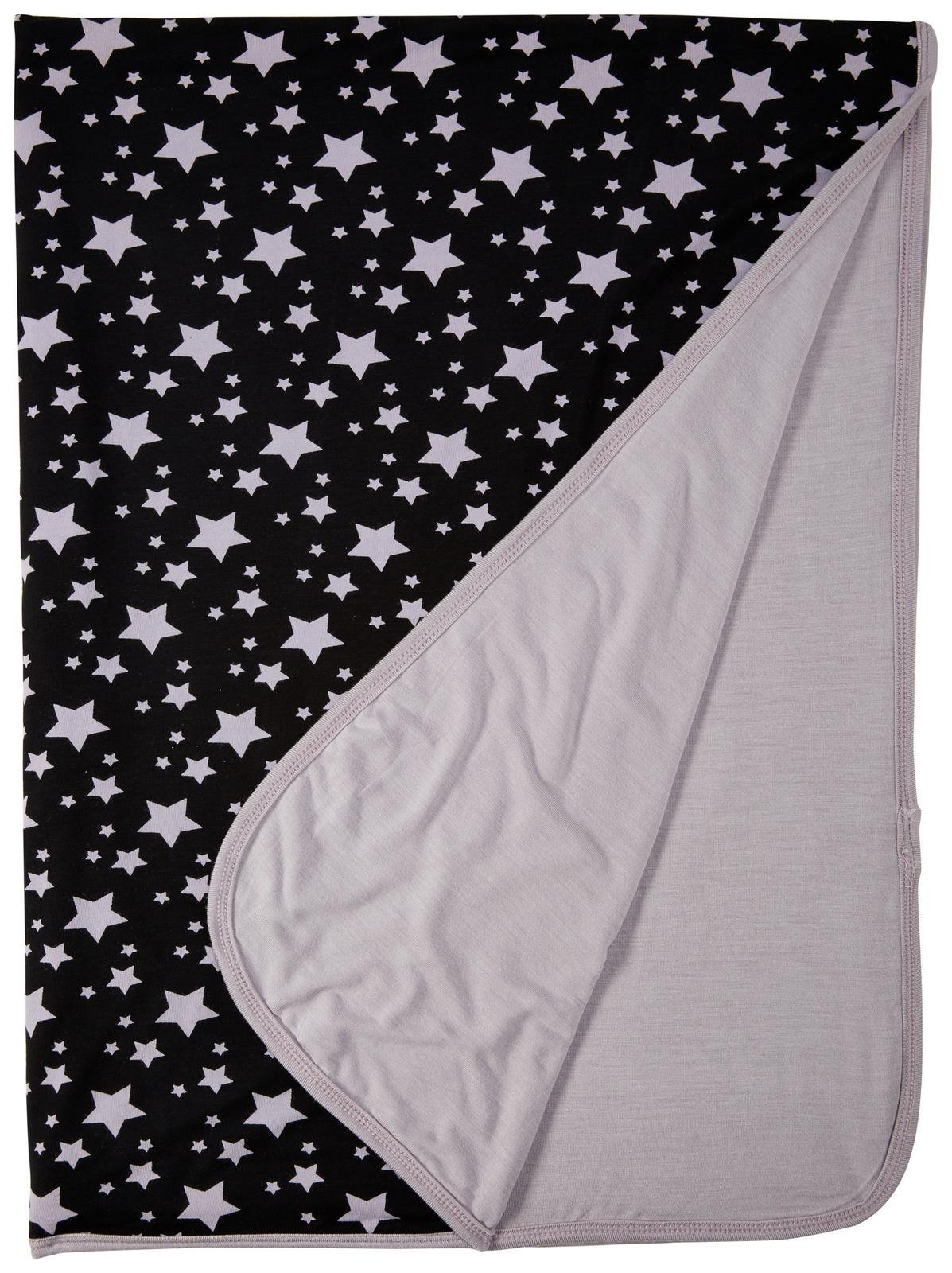 Amazon Com Kickee Pants Print Stroller Blanket Feather