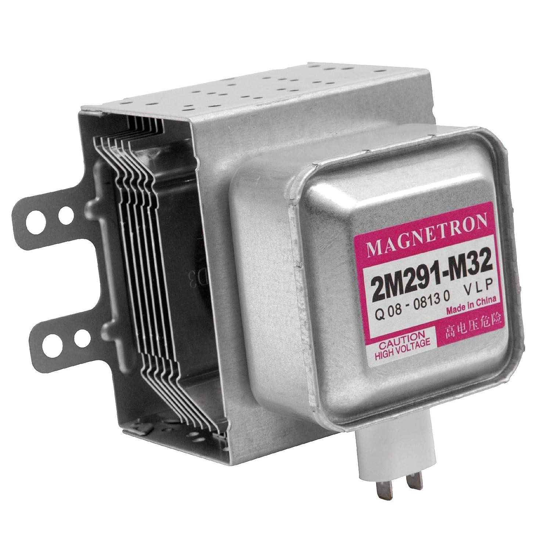 2M261-M32 vhbw Mikrowellen Magnetron Rohr f/ür Mikrowelle Panasonic wie Panasonic 2M291-M32