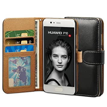 coque portefeuille huawei p10 lite