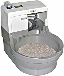 CatGenie Self Washing Self Flushing Cat Box Review