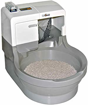 4. CatGenie Self Washing Self Flushing Cat Box