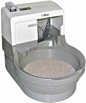 4. CatGenie Self Washing Self Flushing Cat Box