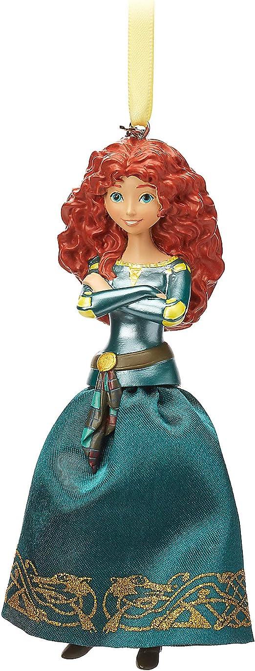 Brave Disney Merida Sketchbook Ornament