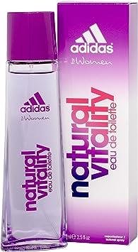 deletrear Necesario Extranjero  Adidas Natural Vitality Acqua di Colonia - 1 Prodotto: Amazon.it: Bellezza