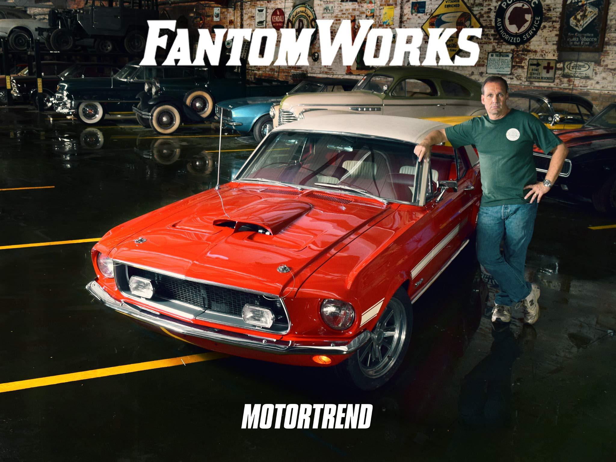 Amazon com: Watch FantomWorks Season 9 | Prime Video