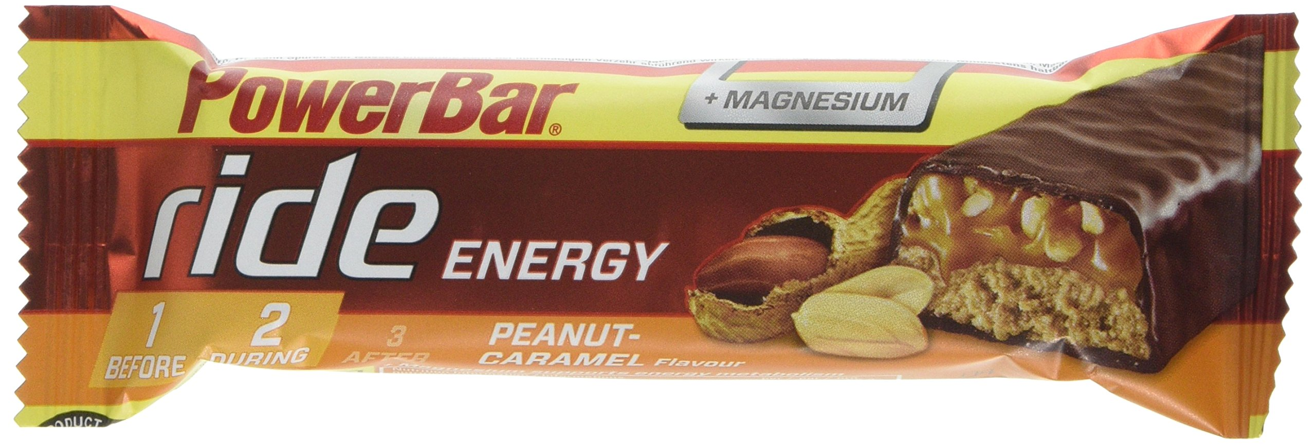 Powerbar Ride Bar Peanut Caramel Bars - Pack of 18 Bars product image