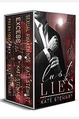 Lust & Lies Box Set-Sexual Awakenings, Excess, Predator & Prey Kindle Edition