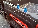 GripPRO ATV Anchors to fit Polaris Ranger Lock