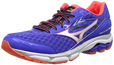 low priced 5f7af 8b8f4 Mizuno Wave Inspire 12 Women s Running Shoes - AW16-7 - Blue
