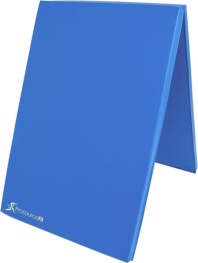 ProsourceFit Bi-Fold Folding Exercise Mat